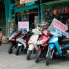 Motorcycle for rent in sapa - guide recommendations